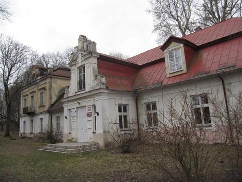 Pałac w Stryjnie