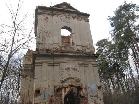Zbór ariański w Piaskach