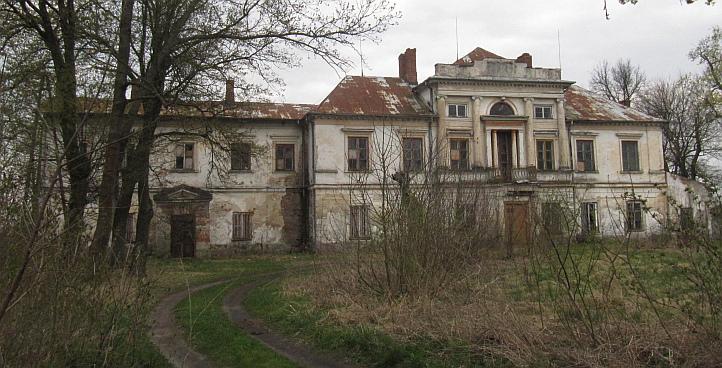 Pałac w Sobieszynie