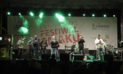 Koniec festiwalu - Macedończycy - Dżambo Agusevi Orkestra
