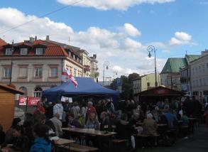 Miasteczko gruzińskie