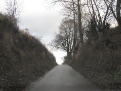 Niektóre drogi bardzo malownicze