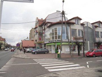 Tu stał domek w którym mieszkała Krystyna Sienkiewicz.