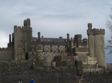 Zamek w Arundel