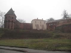 Mury klasztoru