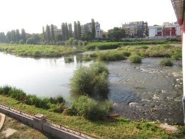 Rzeka Marica. Niestety zupełnie niewykorzystana
