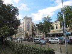 Główna ulica w Sofii. Taki ich Nowy Świat