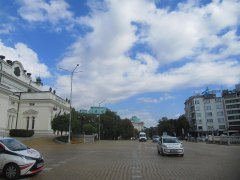 Sofijski Nowy Świat czy Krakowskie Przedmieście