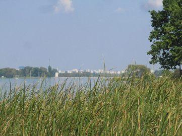 Widok na Lublin