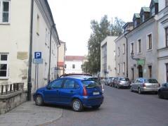 zamość parkowanie