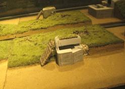 Makiety bunkrów