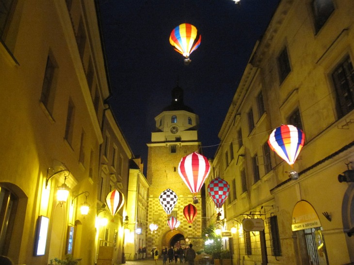 balony lublin