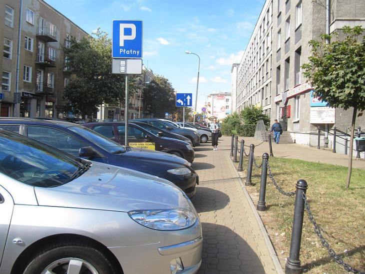 parkowanie Lublin