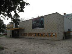 Kino bardzo fajny PRLowski budynek
