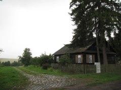 Stary domek w okolicy