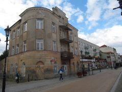 Deptak, jeden z najłądniejszych domów niestety stoi pusty