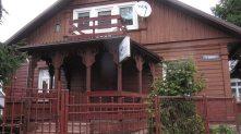 Stara drewniana architektura - największa atrakcja Hrubieszowa
