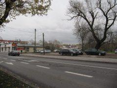 Główna ulica w mieście