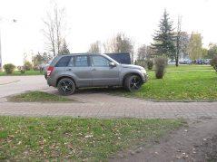 Parkwanie - każde miejsce bezcenne