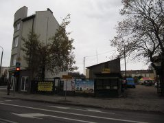 Główna ulica miasta - ostrowski Flatiron