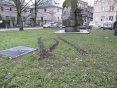 Nowa inwestycja miasta. Plac Litewski. Kosztował nas 50 mln złotych. Parking Litewski znaczy się