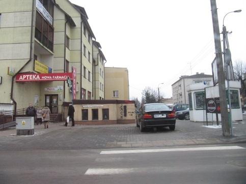 Mieczkowskiego. Parkowanie na przejściu dla pieszych to norma
