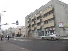 Jeden z lepszych fragmentów miasta. Bloki z PRLu